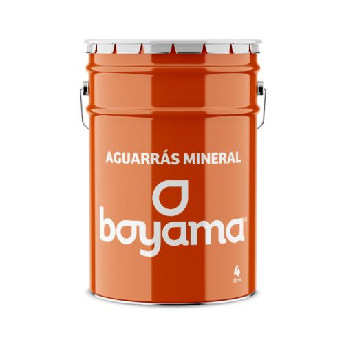 Diluyente Boyama Aguarras Mineral x 4 litros