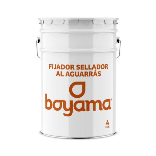 Pinturas Boyama Fijador sellador al aguarras x 4 litros