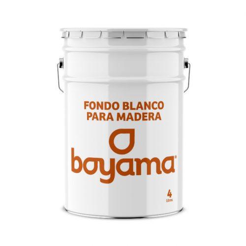 Boyama Fondo Blanco para maderax 4 litros