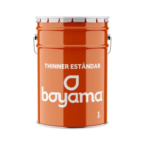 Diluyente Boyama Thinner Estandar x 1 litro