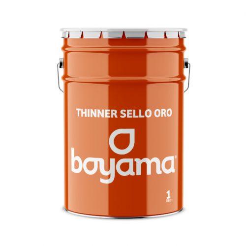 Diluyente Boyama Thinner Sello Oro x 1 litro